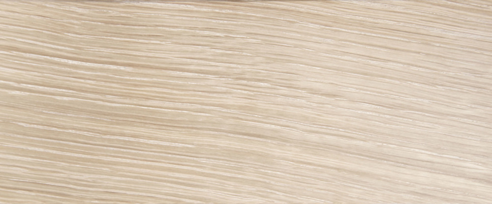 white oak - natural finish (water based)