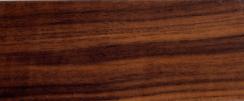 walnut - oiled