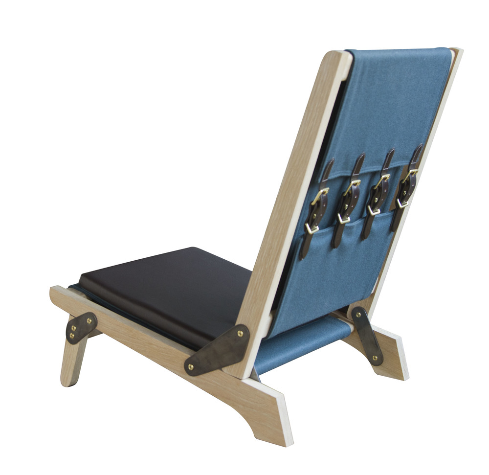 O.F.S. Folding Field Chair