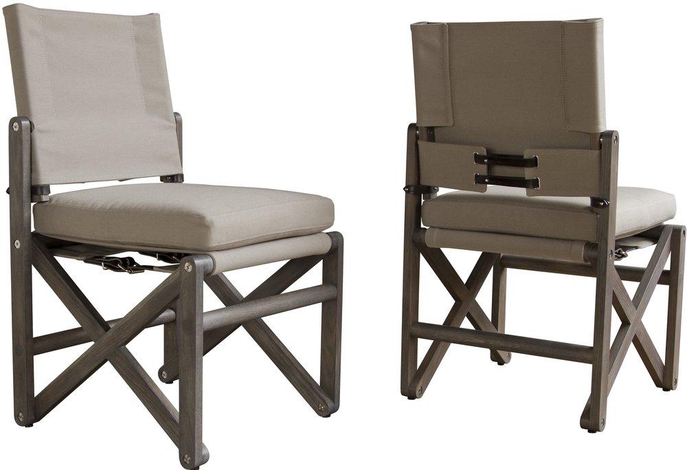 MacLaren Armless Dining Chair