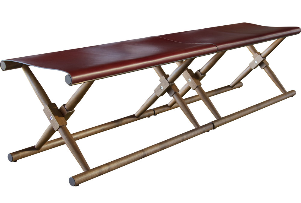 Matthiessen Folding Bench