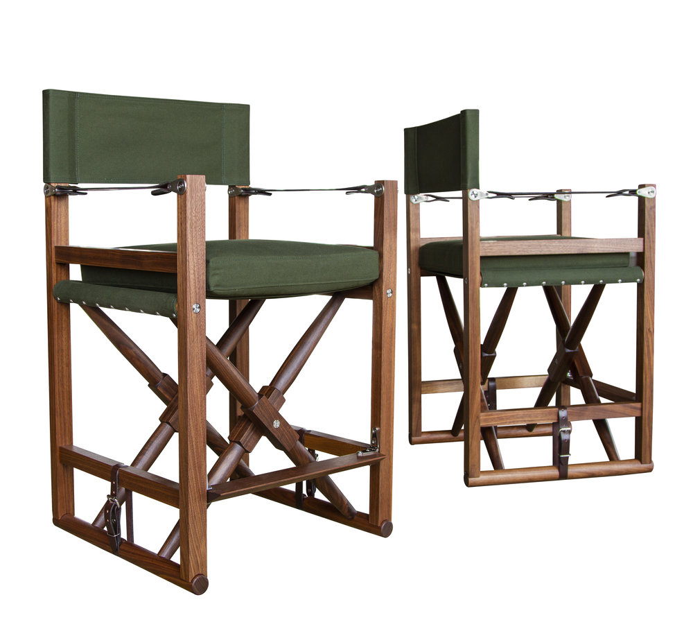 Cabourn Folding Bar and Counter Chair