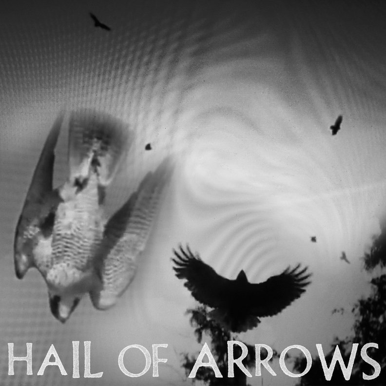 E012 Hail Of Arrows - S/T
