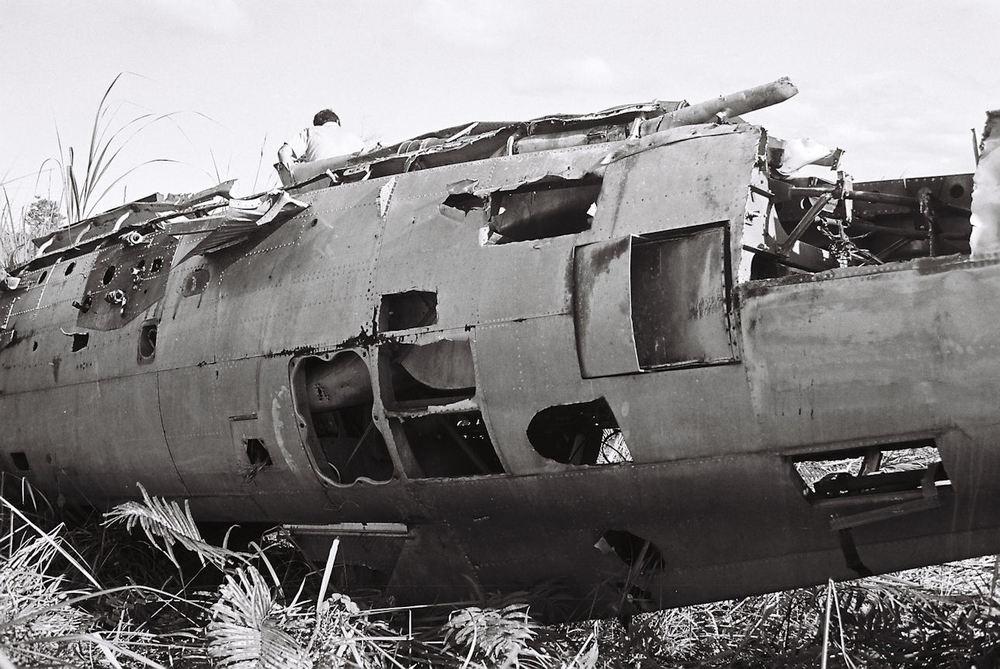 P-47D 42-27609 rear fus rt - b.jpg