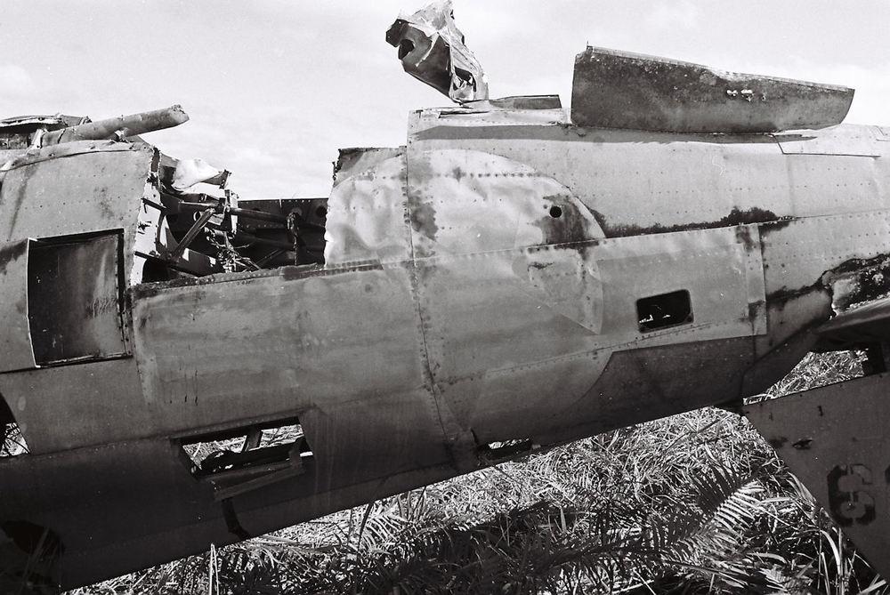P-47D 42-27609 rear fus rt.jpg