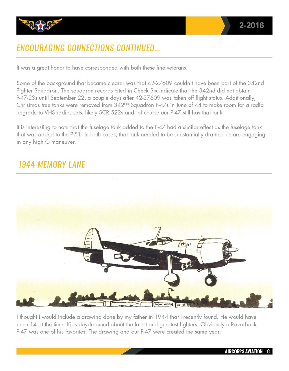 AirCorps Aviation P-47 Update Page 7