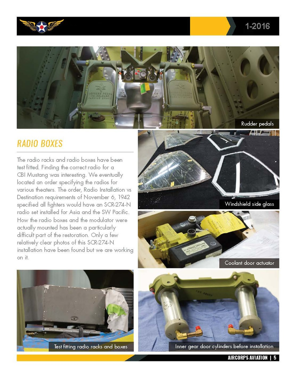 AirCorps Aviation Lope's Hope Mustang Update Page 5