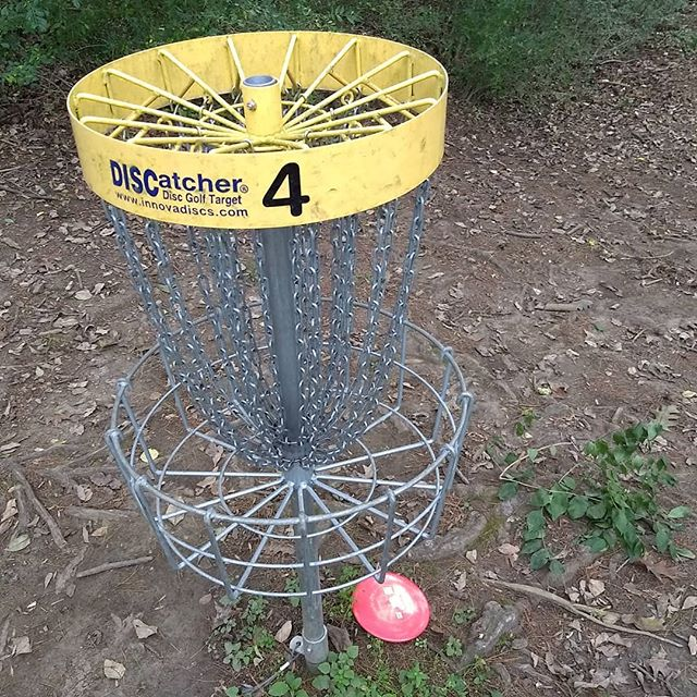 "Can we start ""Warship Wednesday""? . . . . . #discgolf #hole4 #birdies #winteriscoming"