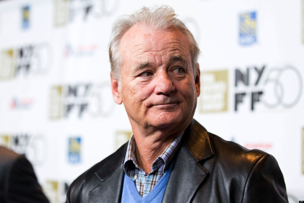 Murray at the 50th New York Film Festival in 2012.