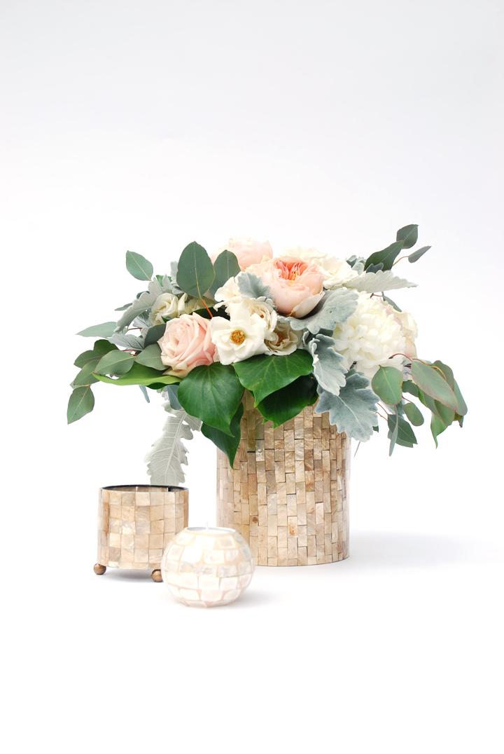 Glimmer Vase