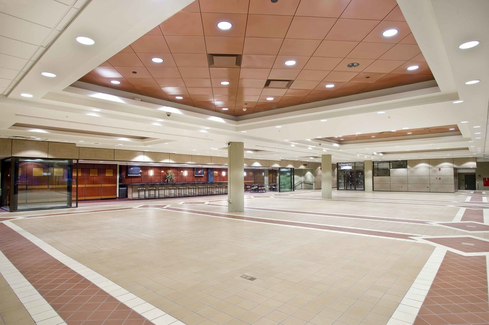 Buffalo Niagara Convention Center Bhnt Architects P C