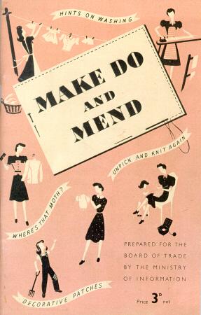 大戰期間節省資源的宣導書籍
