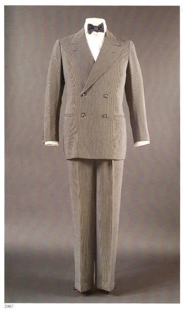1944 年,溫莎公爵的西裝
