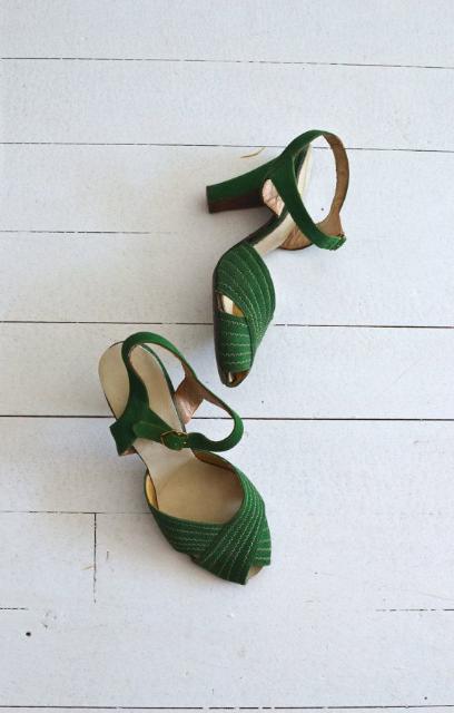 1930 年代女鞋