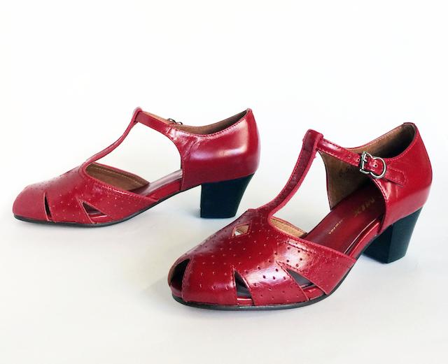 Remix Vintage 舞鞋