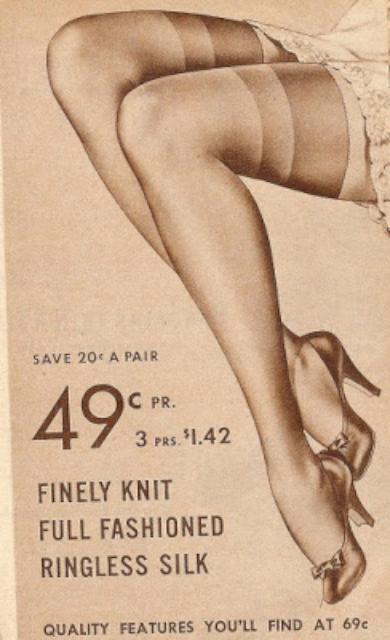 free vintage image_stocking legs.png