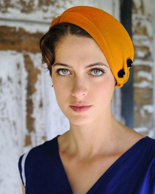 仿古 1930 風格帽子