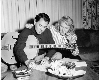 Peggy Lee 與 Dave Barbour