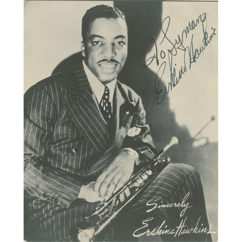 Erskine Hawkins(via All About Jazz)