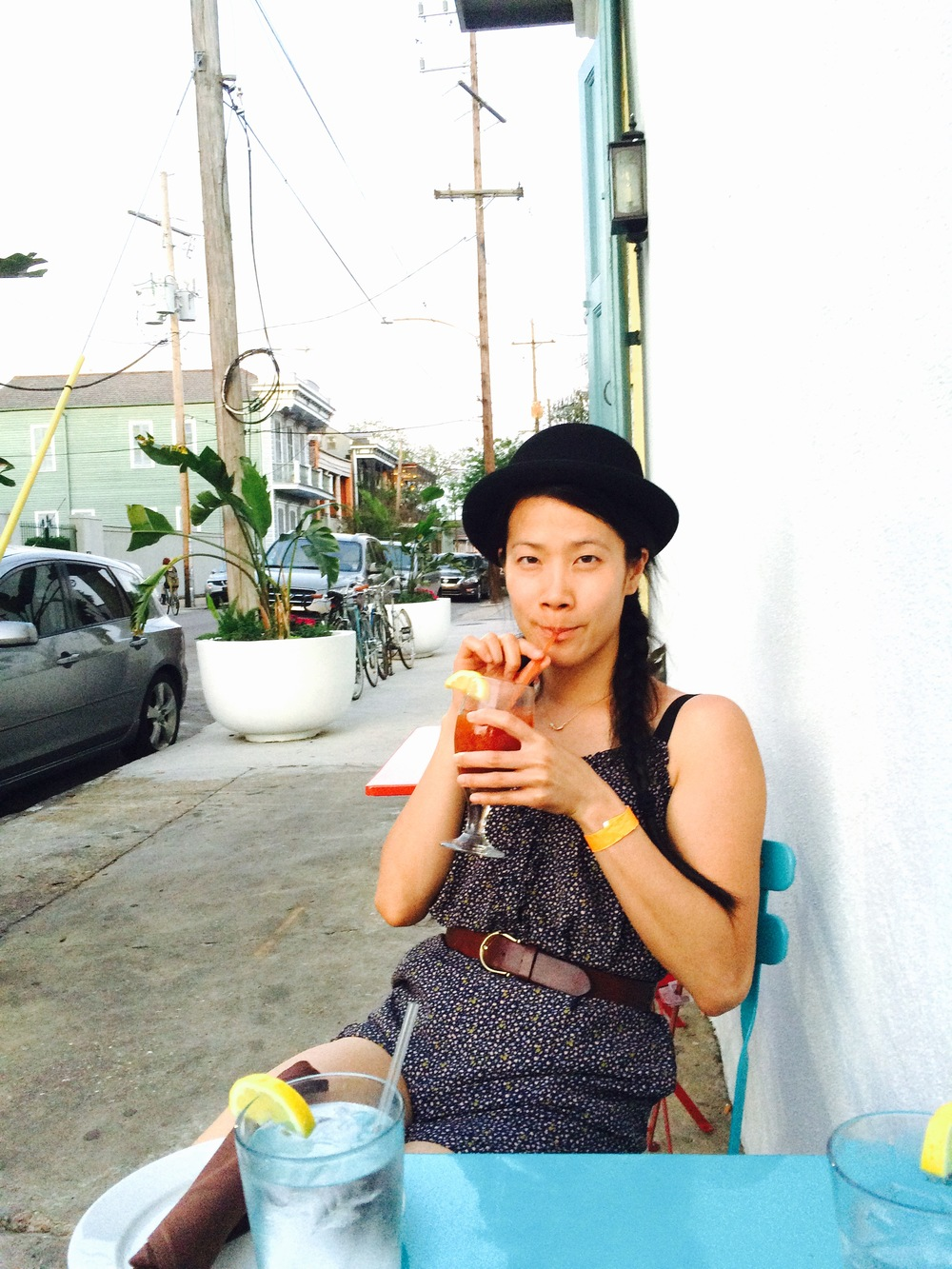 熱天喝 Bloody Mary