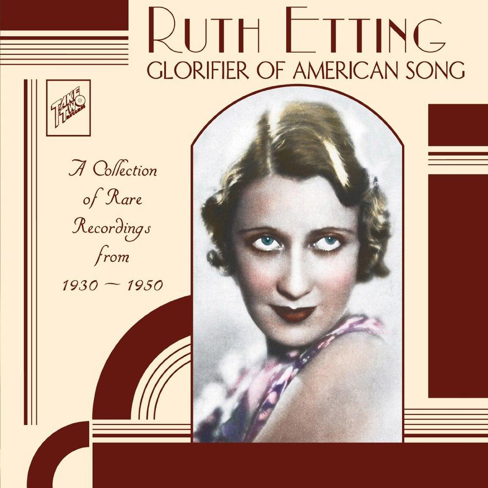 Ruth Etting (viaJazz Izzing)