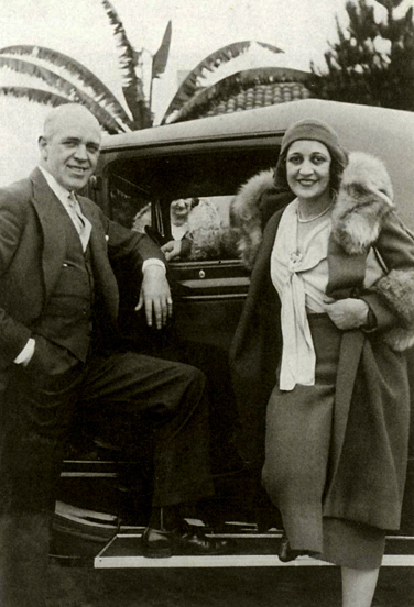 Dorothy Fields 與 Jimmy McHugh(via:Songbook)