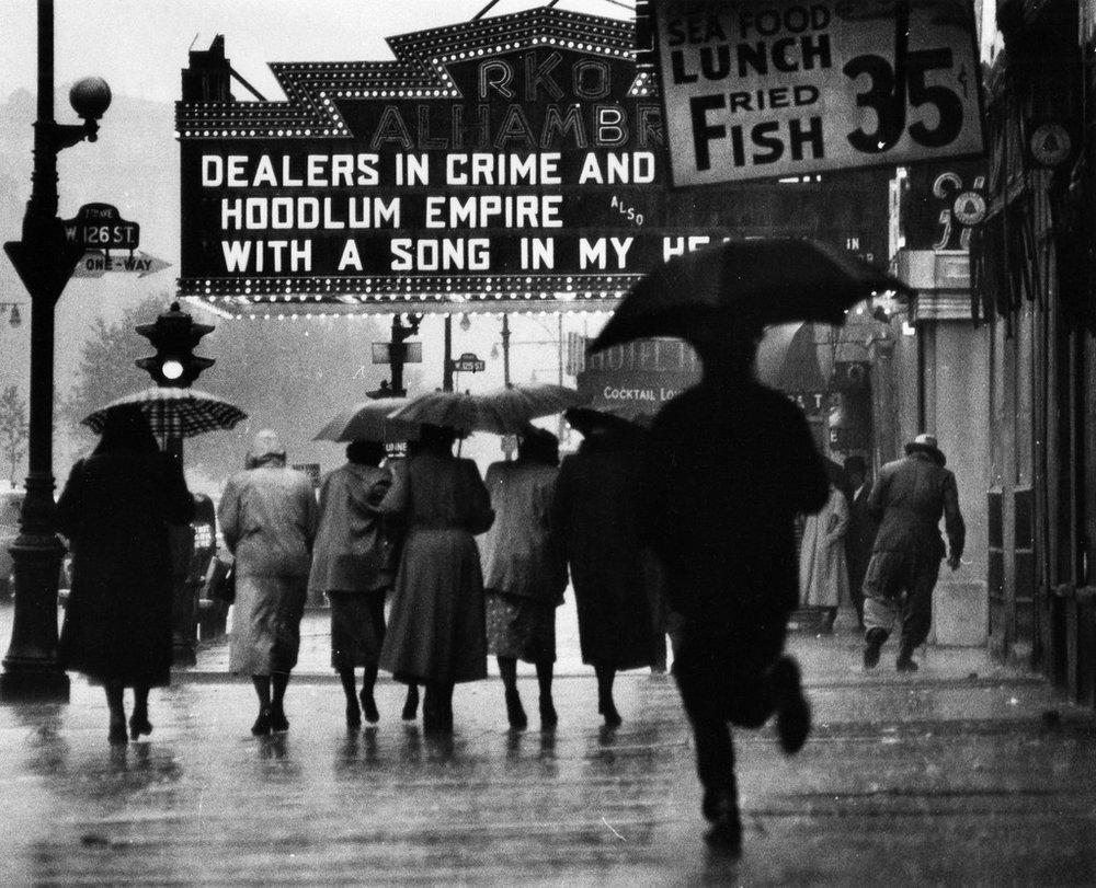 1940 年代的哈林區( via : Ephemeral New York )