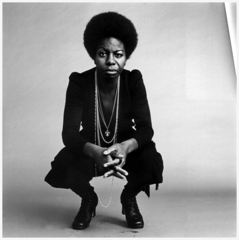 Nina Simone( via :  The Jazz Labels )