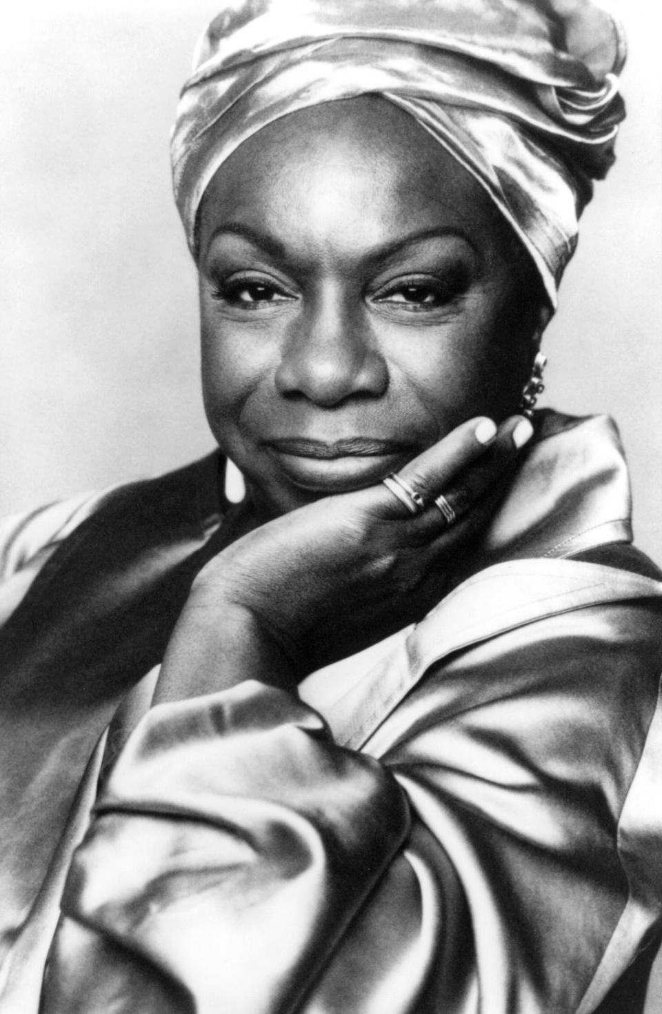 Nina Simone( via :  MTV )