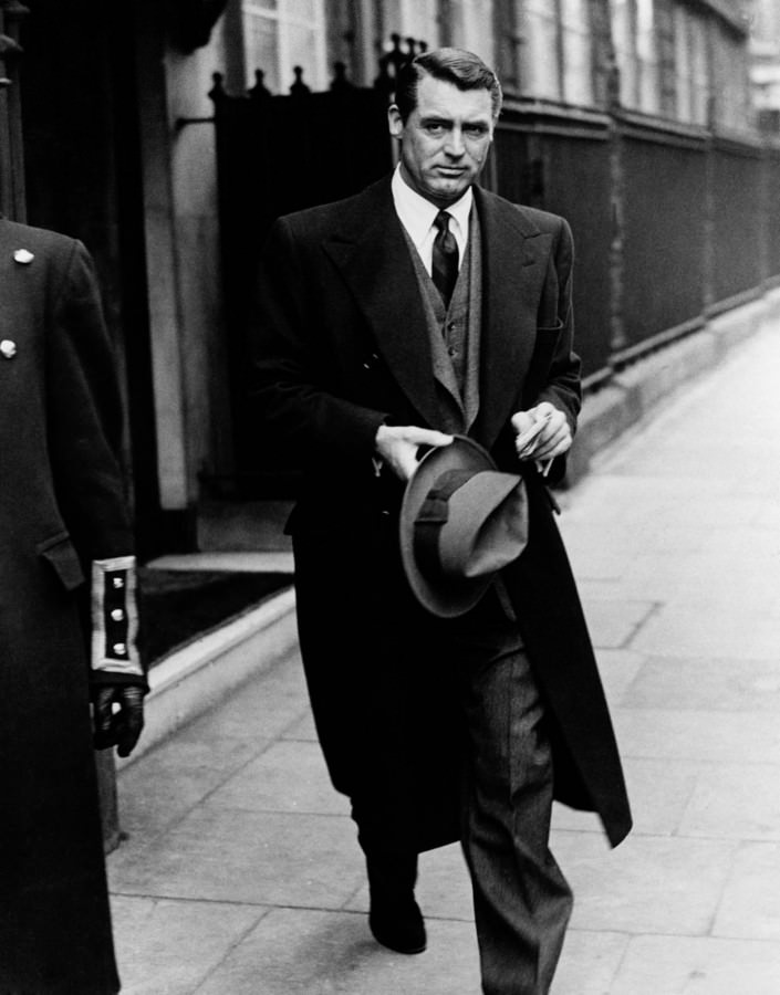 Cary Grant(via:Gentleman's Gazette)