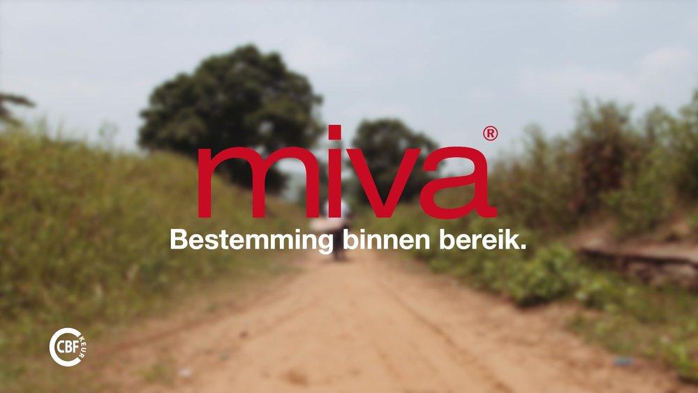 Miva - Bestemming binnen bereik - Campagne voor MIVA. Bestemming binnen bereik. In opdracht van GVDW en MIVA ben ik een week in Congo geweest voor opnames met Dokter Christian. Hier hebben wij een korte documentaire en een tv commercial opgenomen.