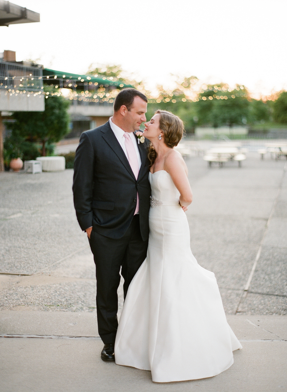 Weddings are all about moments. And those moments are capture by photographers. This moment wouldn't be here for us to enjoy if it wasn't for the beautiful work of  Arielle Doneson.