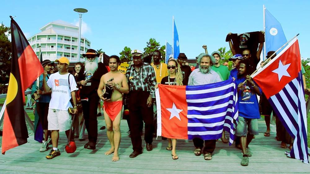 West Papuan Freedom Flotilla Launch still.jpg