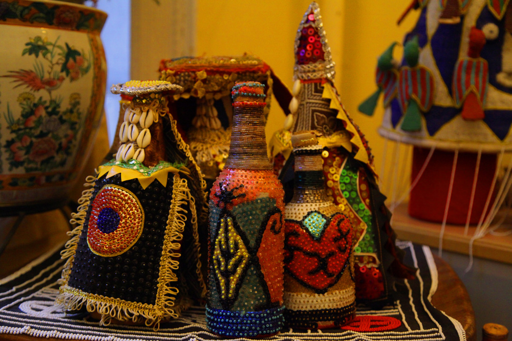 Libation Bottles, Photo: Rachael Bongiorno