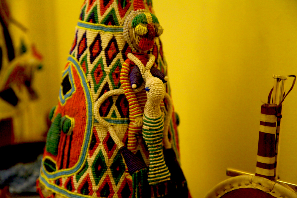 Bottle from Guinea, Photo: Rachael Bongiorno