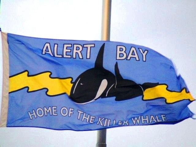 Village of Alert Bay Flag