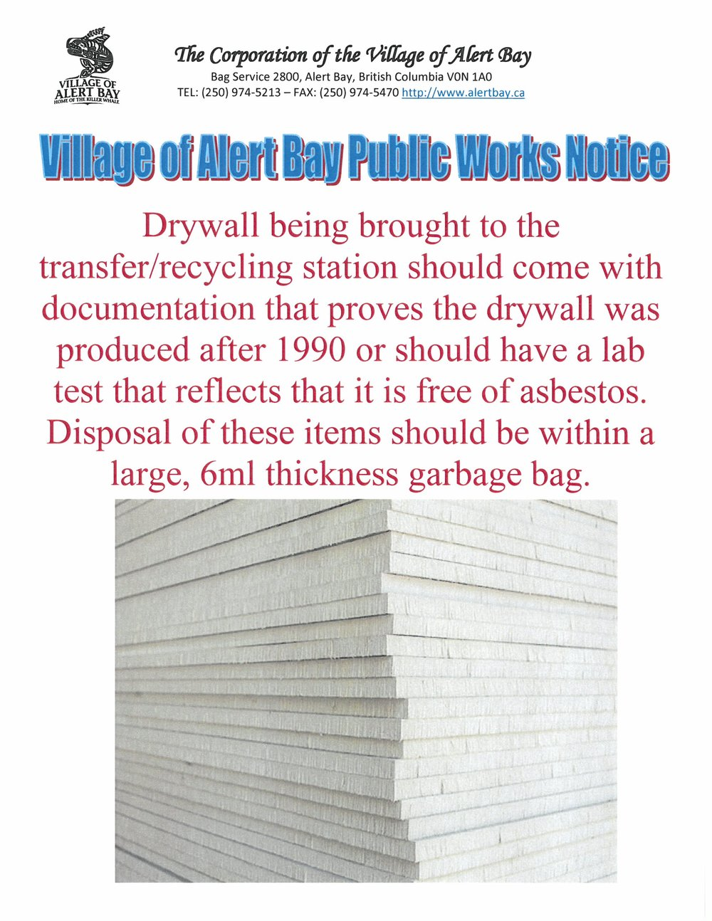Public Works Poster February 11, 2019 Drywall.jpg