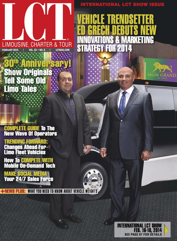 LCT Magazine - February 2014