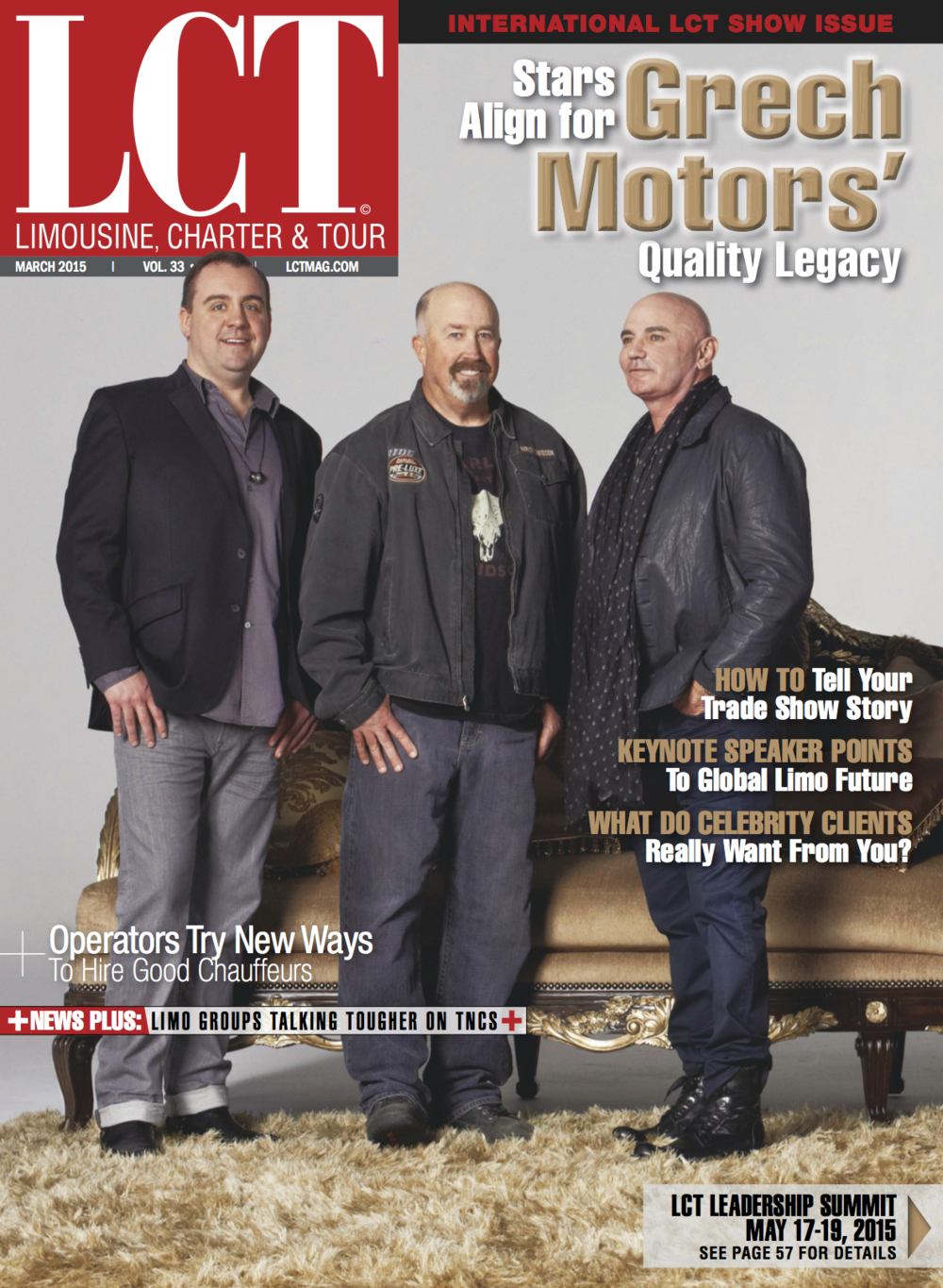 LCT Magazine - March 2015