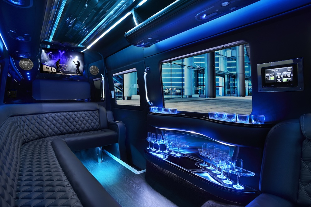 Grech Motors Sprinter Limo