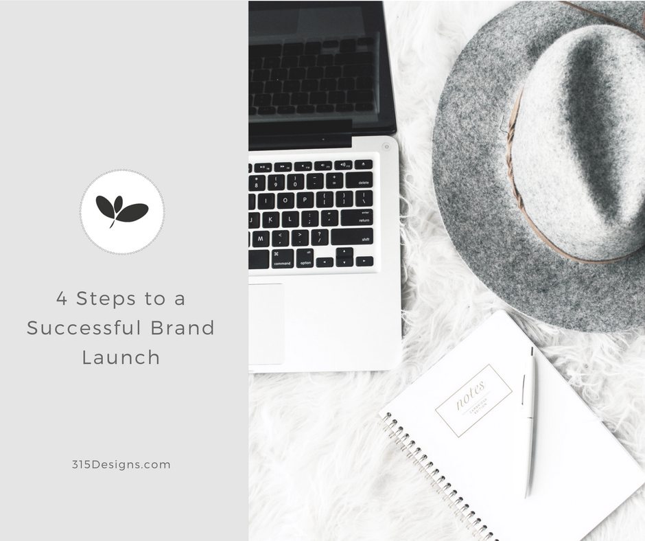 4 Steps to a Successful Brand Launch