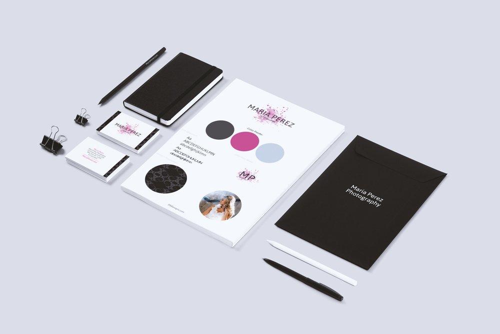 Custom Branding Design