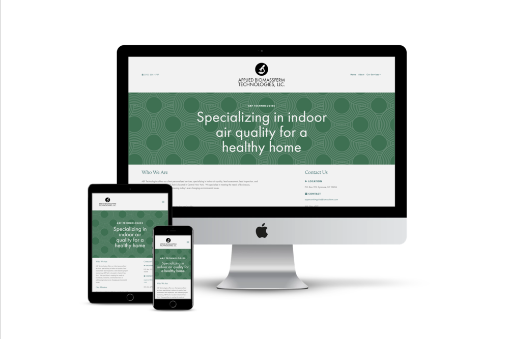 Small business website design Fulton, NY