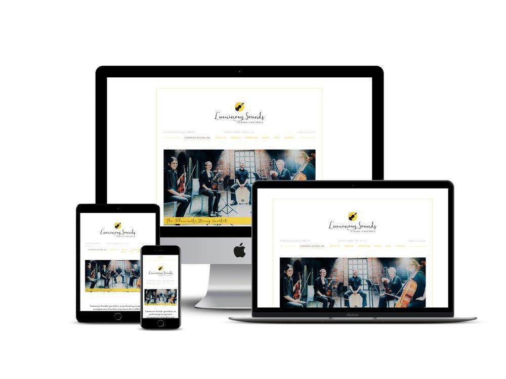 Mobile Website Design Refresh