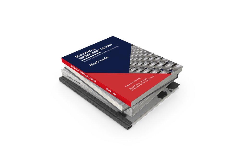 Book Cover Design Mockup 1