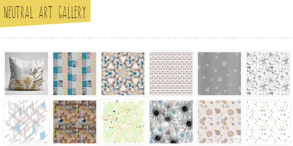 Pattern Design Gallery