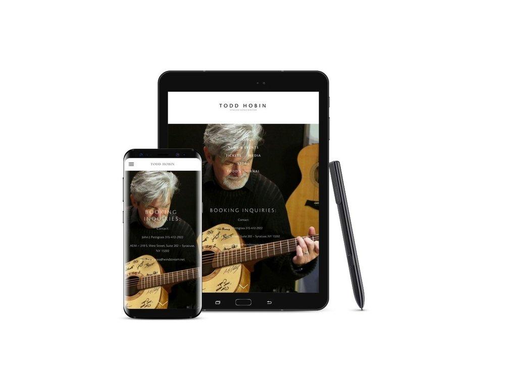 Website design fulton ny