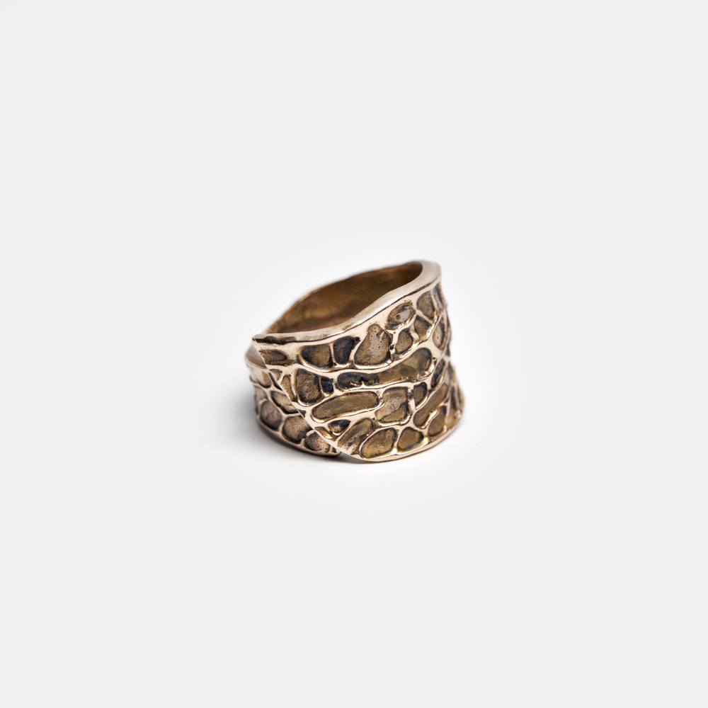 Marisa_Lomonaco_Hudson_Valley_custom_Jewelry_lathe_0001_Coral_Lace_Ring_Bronze.jpg