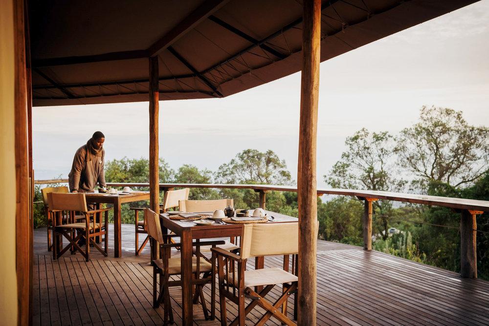 The Highlands, Ngorongoro
