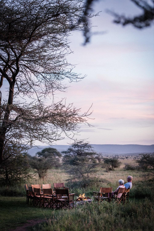 Lemala Ewanjan Camp, Serengeti